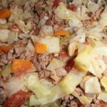 Cabbage Goulash