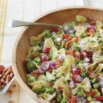 Broccoli, Grape, and Pasta