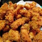 Honey Chipotle Chicken Crispers :