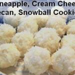 Cream Cheese, Coconut, Snowball's
