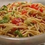 Potluck Spaghetti Salad