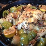 CHICKEN POT ROAST