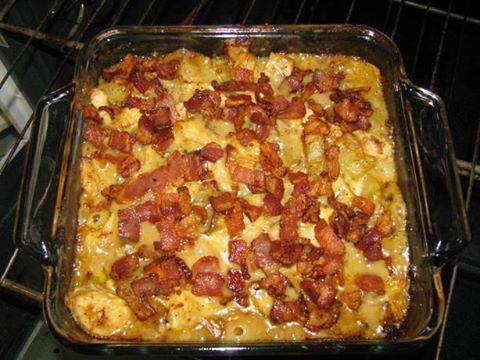 Country Farm Chicken Casserole Best Cooking Recipes In The World
