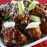 Sesame Chicken Recipe.