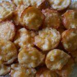 Homemade Mac & Cheese Bites