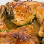 Chicken Thighs With Honey And Lemon