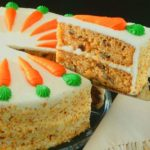 Sweet Carrot Cake Recipe.