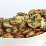 Warm Potato Salad with Fresh Herbs