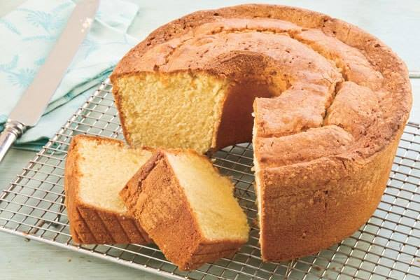 Two Step Pound Cake Best Cooking Recipes In The World