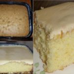 Granny's Old Fashioned Butter Cake with Butter