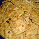 Crack-Tastic Crackers! Great Football Watching Party Snack!!