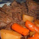 To Die for Crock Pot Roast