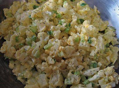 Cauliflower Salad!!!