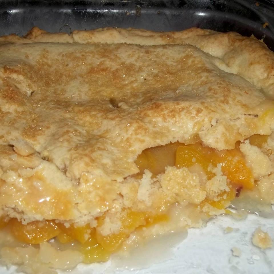 My Grandmother S Fresh Peach Cobbler Best Cooking