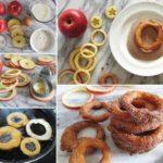 Fried Cinnamon Apple Rings