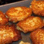 Old Fashioned Salmon Patties
