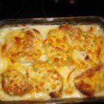 Pork Chop and Potato Casserole