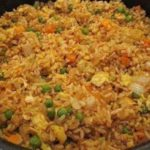 cooked white rice recipe