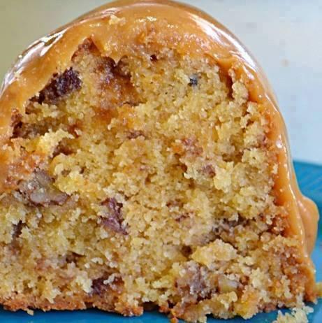 Brown Sugar Drizzle For Cake