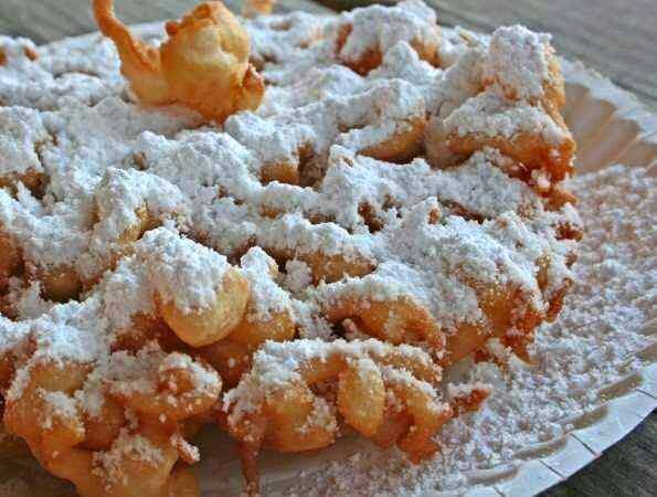 Can I Use Cake Mix To Make Funnel Cake