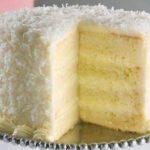ITALIAN CREME COCONUT CAKE
