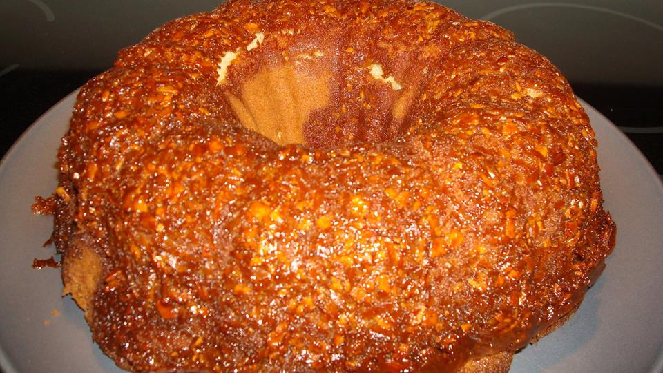 Louisiana Crunch Cake Best Cooking Recipes In The World