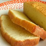 Lemon-Buttermilk Pound Cake Recipe