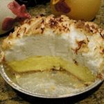 Old Fashion Coconut Pie