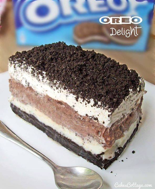 Oreo Delight Best Cooking Recipes In The World