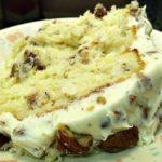 Quick Italian Cream Cake