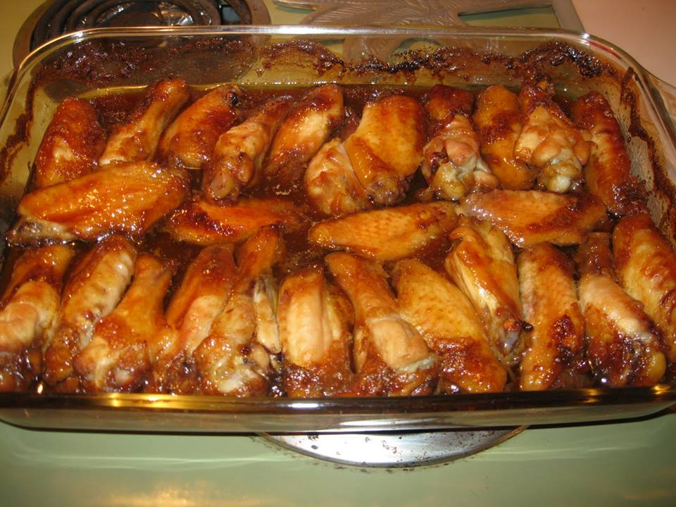 Teriyaki Chicken Wings Best Cooking Recipes In The World