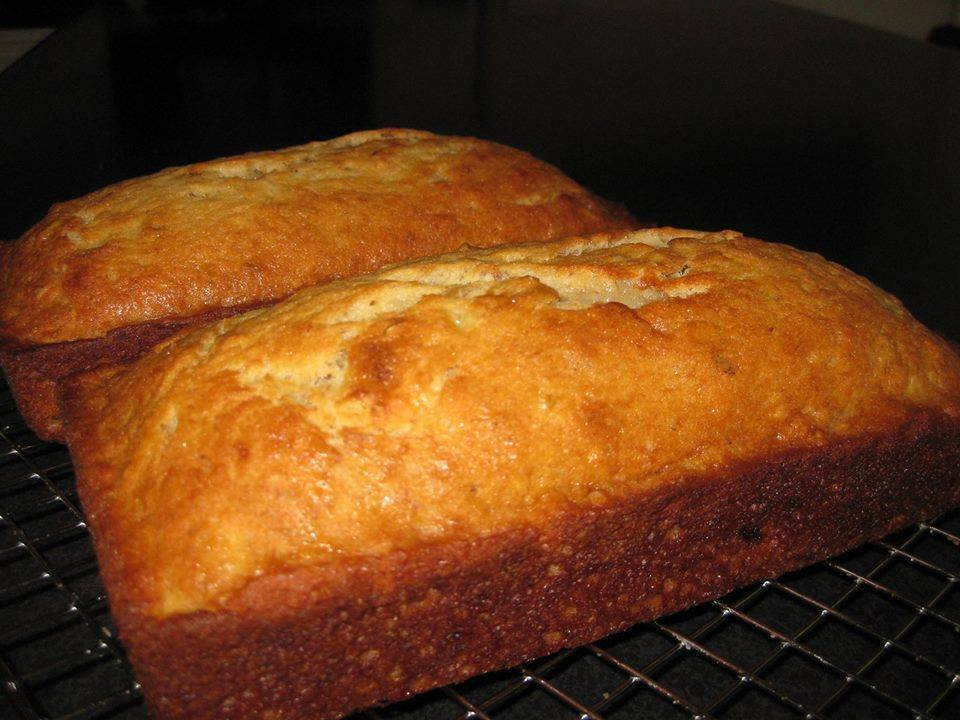 Aunt Mary S Banana Bread Best Cooking Recipes In The World