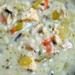 Chicken And Wild Rice Soup That Will Have You Doing A Double-Take