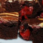 These Cherry Cheesecake Brownies Are Something To Smile About!