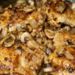 Back To Basics With Chicken And Mushrooms!
