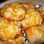 Bacon Cheese Puffs