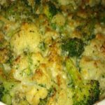 Broccoli & Cauliflower Casserole – So Easy Your Dog Could Make It!