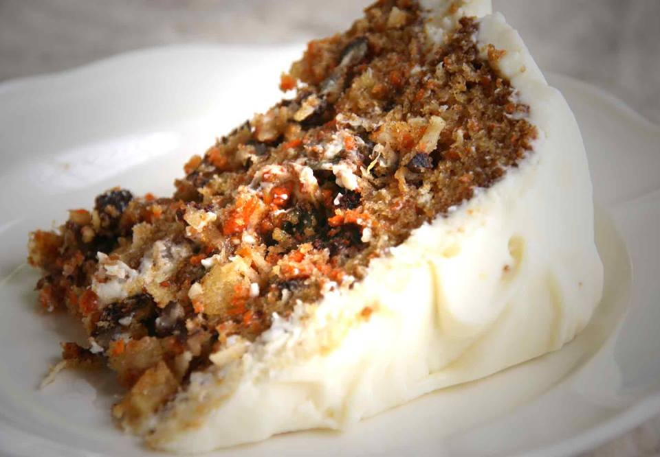 Carrot cake from scratch best cooking recipes in the world for How to make healthy desserts from scratch