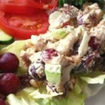 Charlie's Famous Chicken Salad with Grapes