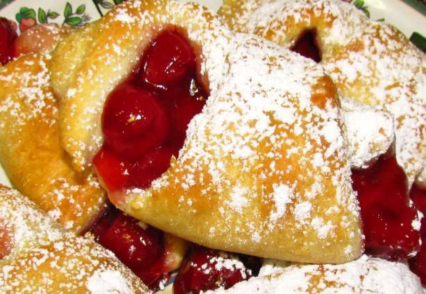 Cherry Filled Crescent Rolls – Best Cooking recipes In the ...