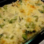 Chicken and Broccoli Cheesy Casserole – Low Carb Recipe
