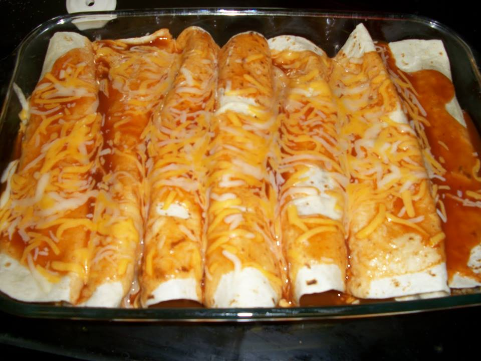 Chicken and Rice Enchiladas – Best Cooking recipes In the ...