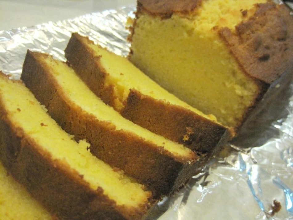Condensed Milk Pound Cake Best Cooking Recipes In The World