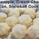 Cream Cheese, Coconut, Snowball's Recipe