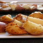 Crispy Parmesan Potatoes Recipe by Reini Days