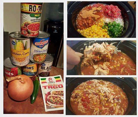 Crock Pot Chicken Chili Best Cooking Recipes In The World