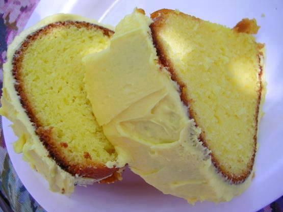 Betty Crocker Lemon Bundt Cake With Lemon Pudding
