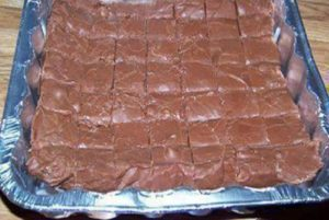 Easiest fudge recipe in the world
