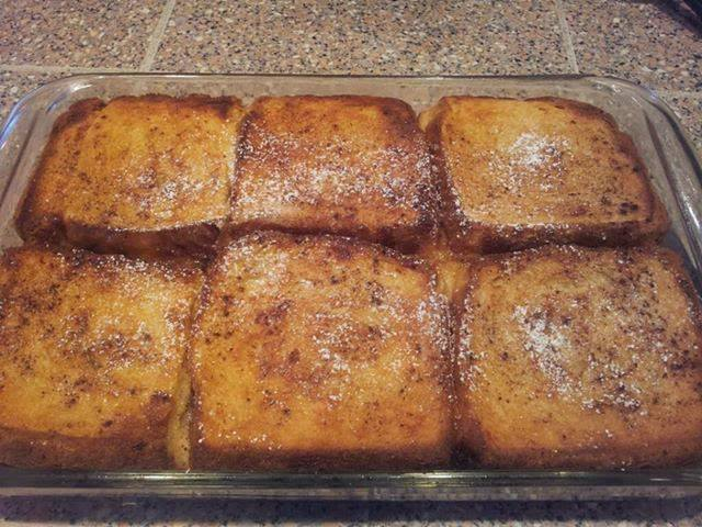 French Toast Bake Best Cooking Recipes In The World