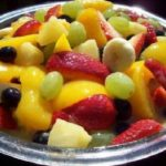 Fruit Salad With Pudding!